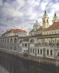 тур Любляна